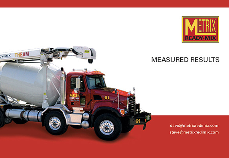Metrix Ready Mix