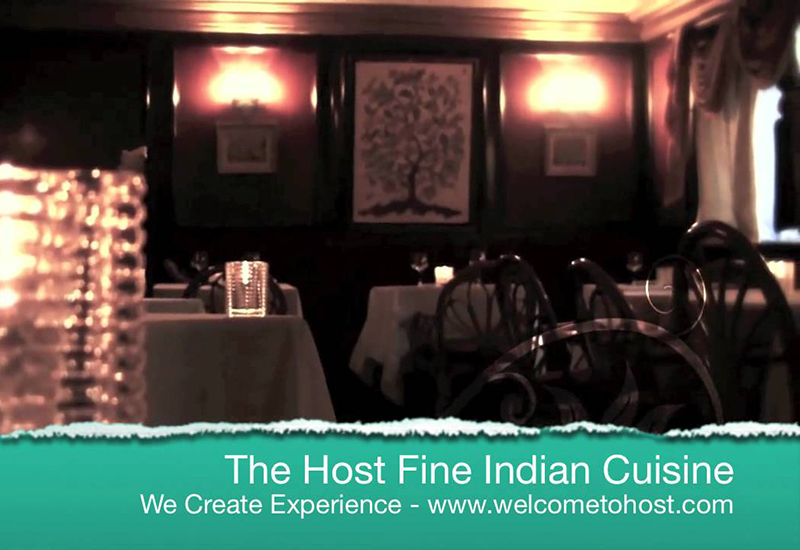 The Host - Fine Indian Cuisine